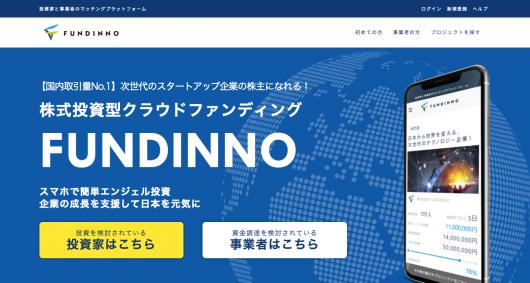 ファンディーノ取引量日本No1!